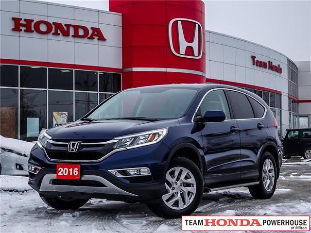 2016 Honda CR-V SE (Stk: 3212) in Milton - Image 1 of 28