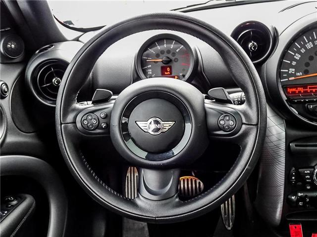 2016 MINI Countryman Cooper S (Stk: 18956AA) in Milton - Image 12 of 27