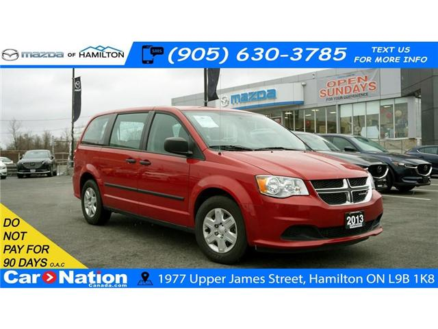 2013 Dodge Grand Caravan SE/SXT (Stk: HU671) in Hamilton - Image 1 of 30