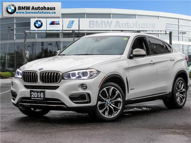 2016 BMW X6 xDrive35i (Stk: P8696) in Thornhill - Image 1 of 24