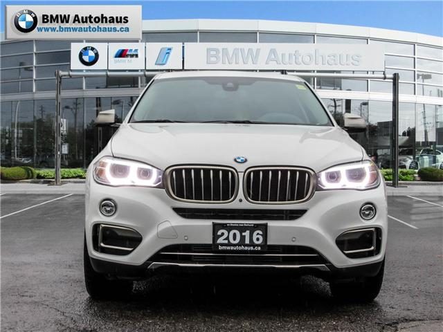 2016 BMW X6 xDrive35i (Stk: P8696) in Thornhill - Image 2 of 24