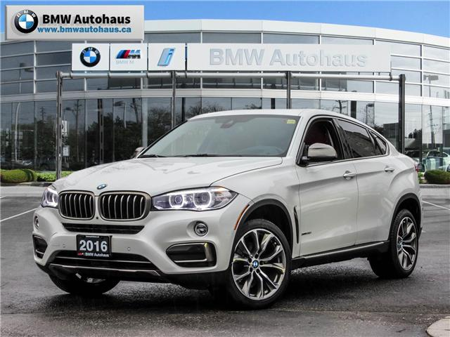 2016 BMW X6 xDrive35i (Stk: P8698) in Thornhill - Image 1 of 21