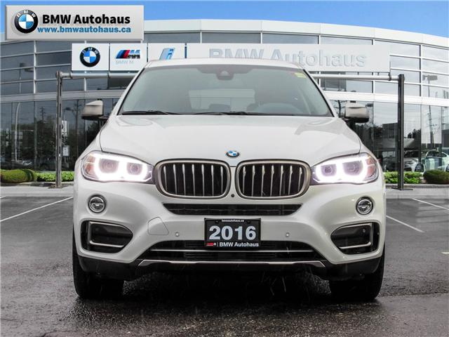 2016 BMW X6 xDrive35i (Stk: P8698) in Thornhill - Image 2 of 21