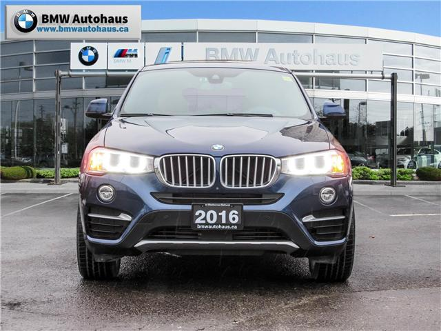 2016 BMW X4 xDrive28i (Stk: P8699) in Thornhill - Image 2 of 23