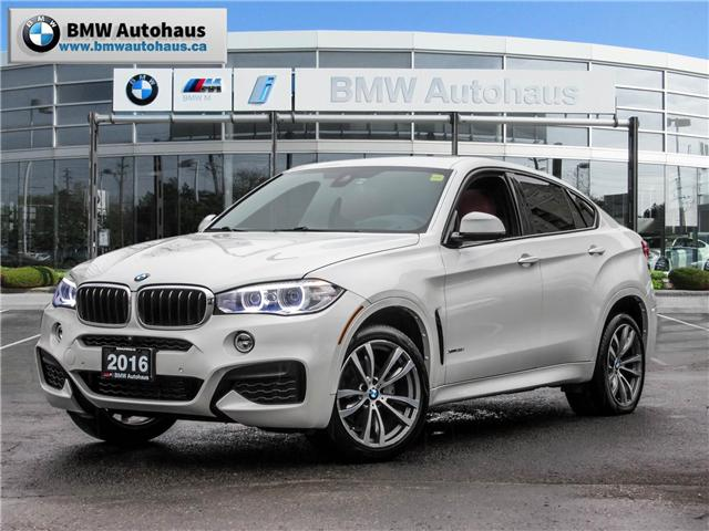 2016 BMW X6 xDrive35i (Stk: P8706) in Thornhill - Image 1 of 23