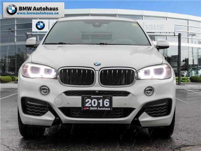 2016 BMW X6 xDrive35i (Stk: P8706) in Thornhill - Image 2 of 23
