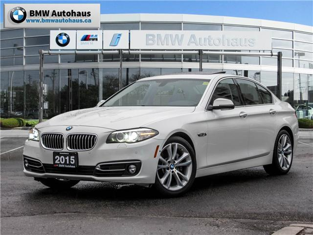 2015 BMW 535i xDrive (Stk: P8709) in Thornhill - Image 1 of 26