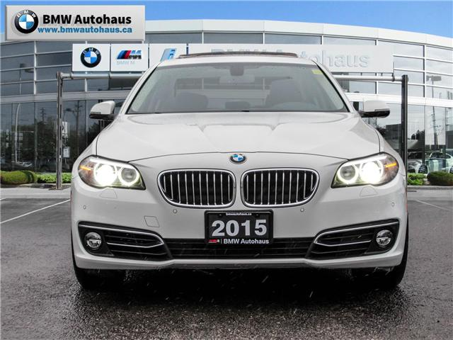 2015 BMW 535i xDrive (Stk: P8709) in Thornhill - Image 2 of 26