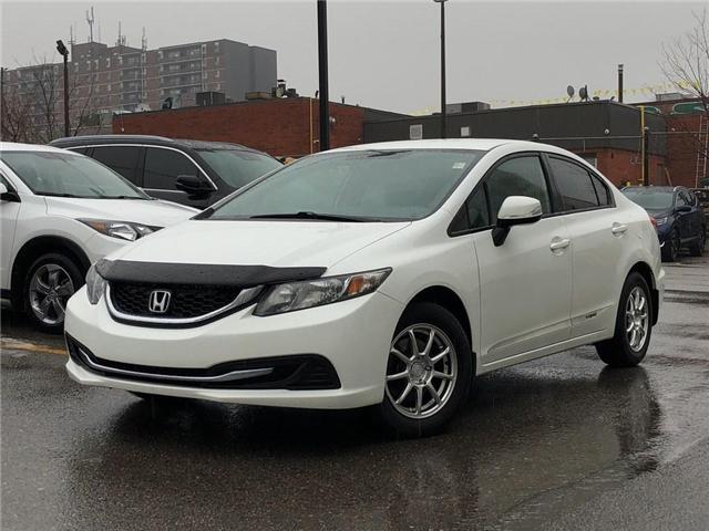 2013 Honda Civic LX (Stk: 7722P) in Scarborough - Image 1 of 20