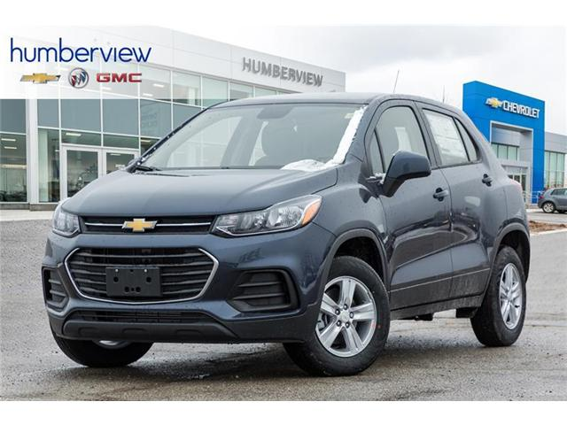 2019 Chevrolet Trax LS (Stk: 19TX009) in Toronto - Image 1 of 19