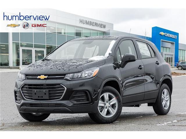 2019 Chevrolet Trax LS (Stk: 19TX013) in Toronto - Image 1 of 18