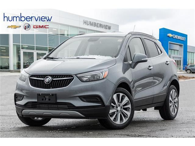 2019 Buick Encore Preferred (Stk: B9E016) in Toronto - Image 1 of 19