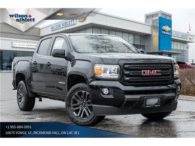2018 GMC Canyon SLE (Stk: 282331) in Richmond Hill - Image 1 of 19