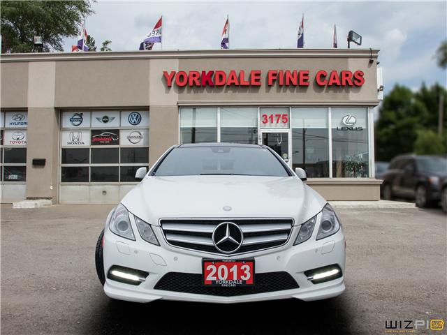 2013 Mercedes-Benz E-Class  (Stk: Y1 2166) in Toronto - Image 2 of 23