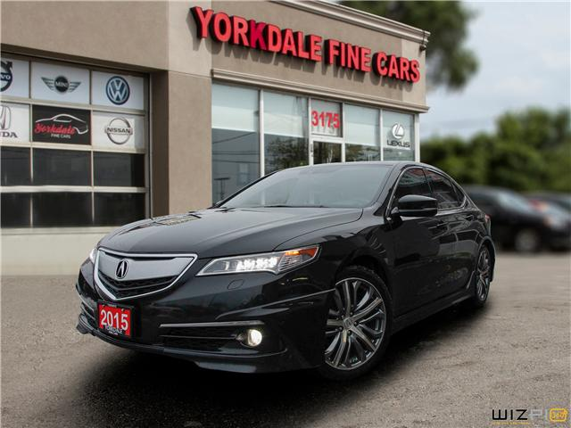 2015 Acura TLX Elite (Stk: Y1 5489) in Toronto - Image 1 of 25