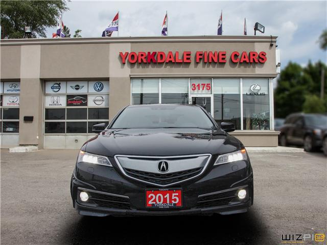 2015 Acura TLX Elite (Stk: Y1 5489) in Toronto - Image 2 of 25