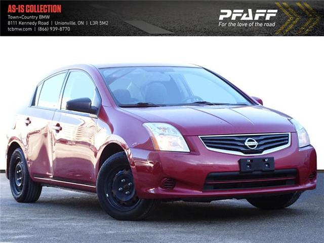 2010 Nissan Sentra 2.0 (Stk: 36530AA) in Markham - Image 1 of 17
