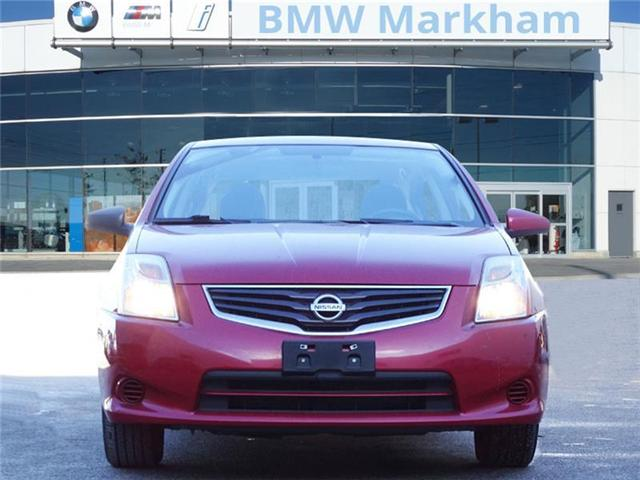 2010 Nissan Sentra 2.0 (Stk: 36530AA) in Markham - Image 2 of 17