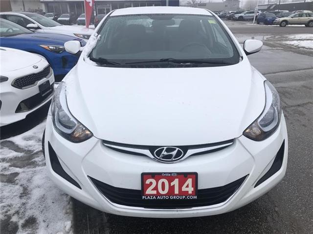 2014 Hyundai Elantra GL (Stk: DK2567A) in Orillia - Image 2 of 20