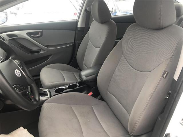 2014 Hyundai Elantra GL (Stk: DK2567A) in Orillia - Image 8 of 20