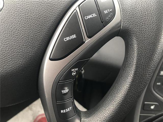 2014 Hyundai Elantra GL (Stk: DK2567A) in Orillia - Image 14 of 20