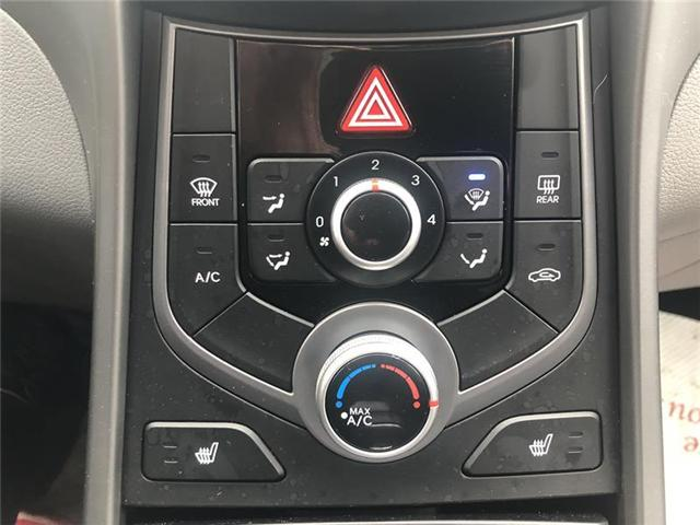 2014 Hyundai Elantra GL (Stk: DK2567A) in Orillia - Image 17 of 20