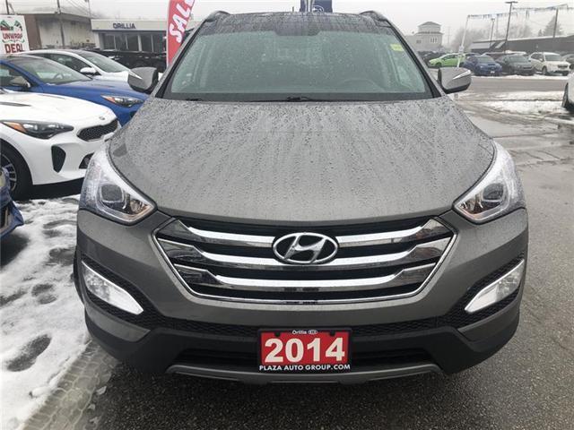 2014 Hyundai Santa Fe Sport 2.0T Limited (Stk: KU627) in Orillia - Image 2 of 22
