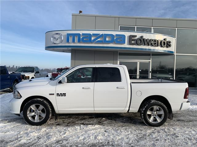 2013 RAM 1500 Sport (Stk: 21562) in Pembroke - Image 1 of 9