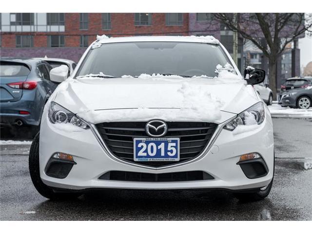 2015 Mazda Mazda3 GX (Stk: 18-831A) in Richmond Hill - Image 2 of 18