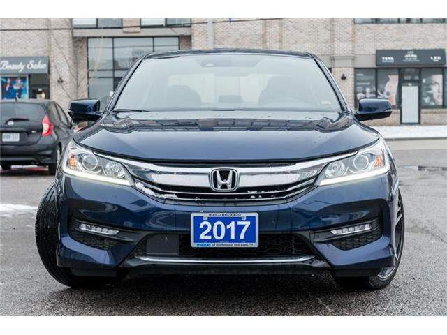 2017 Honda Accord Sport (Stk: 18-887A) in Richmond Hill - Image 2 of 20