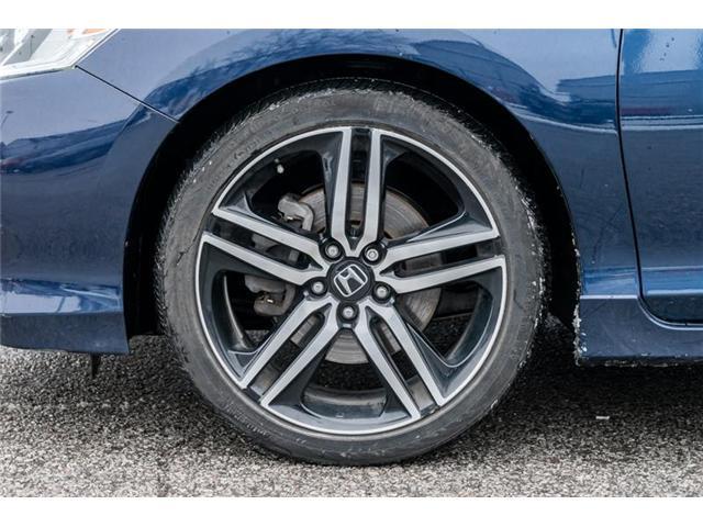 2017 Honda Accord Sport (Stk: 18-887A) in Richmond Hill - Image 4 of 20