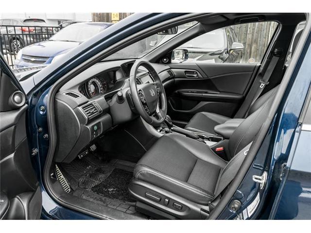 2017 Honda Accord Sport (Stk: 18-887A) in Richmond Hill - Image 8 of 20