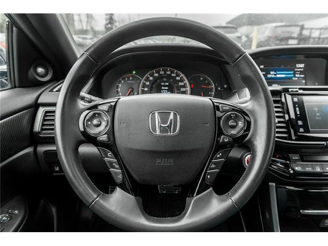 2017 Honda Accord Sport (Stk: 18-887A) in Richmond Hill - Image 9 of 20