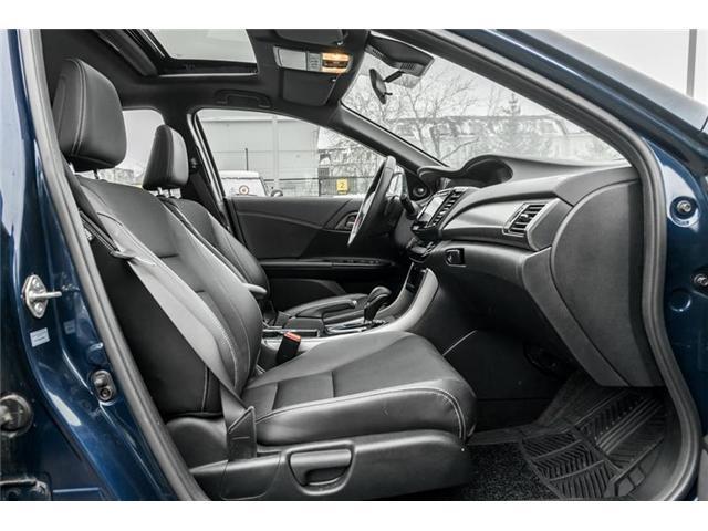 2017 Honda Accord Sport (Stk: 18-887A) in Richmond Hill - Image 17 of 20
