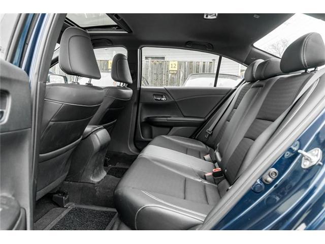 2017 Honda Accord Sport (Stk: 18-887A) in Richmond Hill - Image 18 of 20