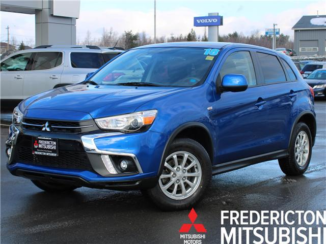 2018 Mitsubishi RVR SE (Stk: 180449A) in Fredericton - Image 1 of 21
