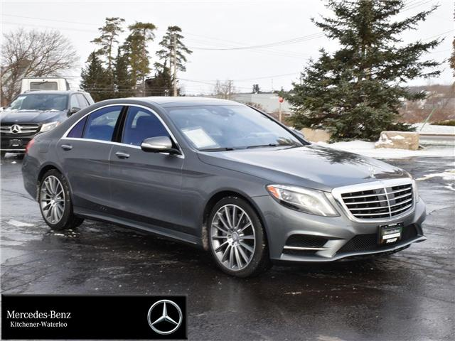 2017 Mercedes-Benz S-Class Base (Stk: U3700) in Kitchener - Image 2 of 30