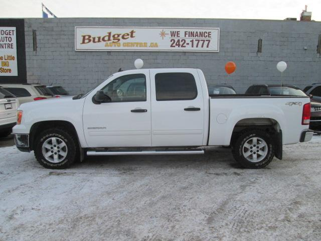 2010 GMC Sierra 1500 SLE (Stk: BP529) in Saskatoon - Image 1 of 15