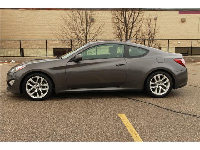 2013 Hyundai Genesis Coupe 2.0T Premium (Stk: 1811568) in Waterloo - Image 2 of 22