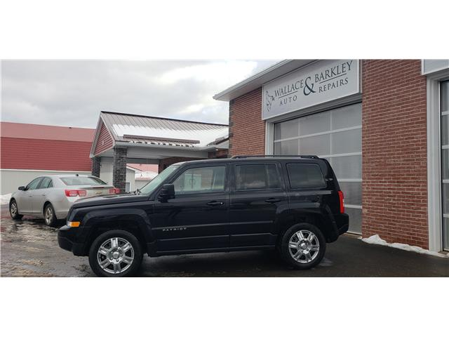2015 Jeep Patriot Sport/North (Stk: 239362) in Truro - Image 2 of 8