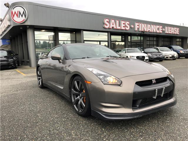 2009 Nissan GT-R Base (Stk: 09-252393A) in Abbotsford - Image 1 of 12