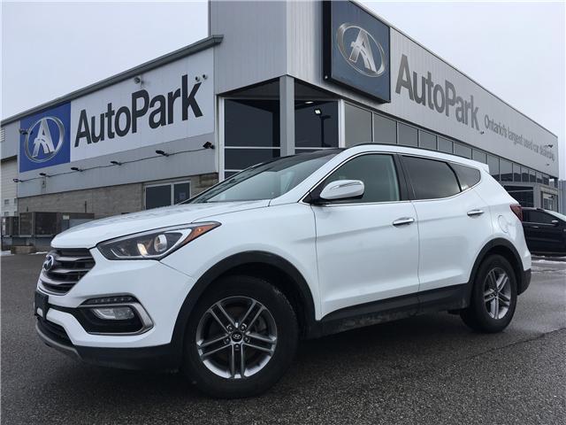 2018 Hyundai Santa Fe Sport 2.4 SE (Stk: 18-54941RJB) in Barrie - Image 1 of 29
