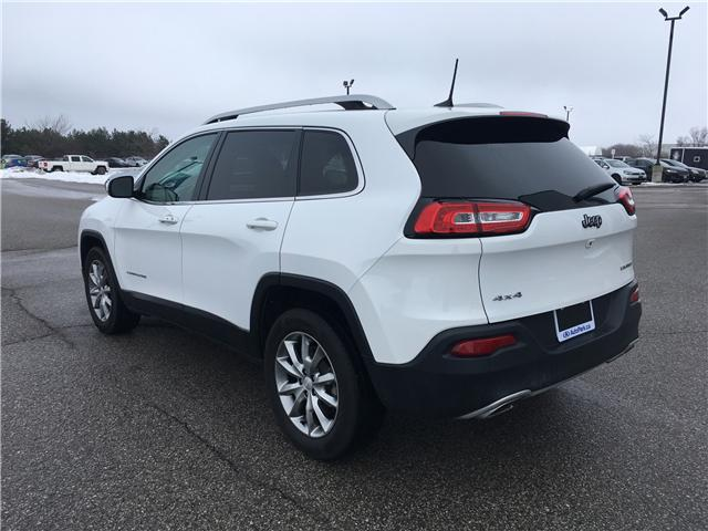 2018 Jeep Cherokee Limited (Stk: 18-14239RMB) in Barrie - Image 7 of 29