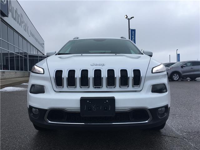 2018 Jeep Cherokee Limited (Stk: 18-31811MB) in Barrie - Image 2 of 30