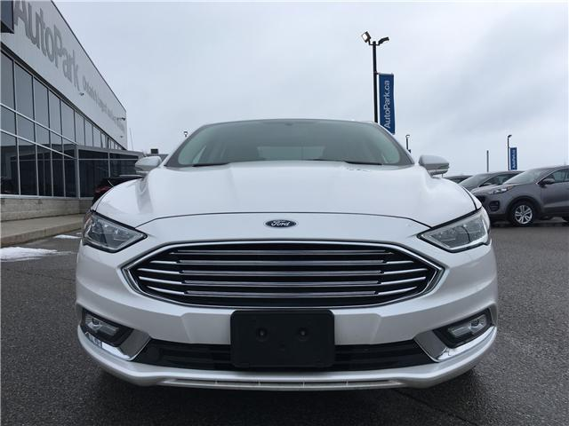 2017 Ford Fusion SE (Stk: 17-75984RMB) in Barrie - Image 2 of 28