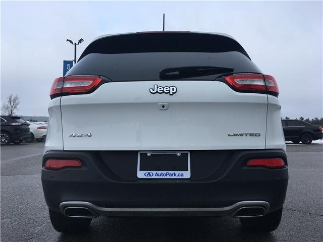 2018 Jeep Cherokee Limited (Stk: 18-31811MB) in Barrie - Image 6 of 30