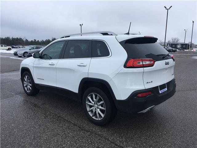 2018 Jeep Cherokee Limited (Stk: 18-31811MB) in Barrie - Image 7 of 30