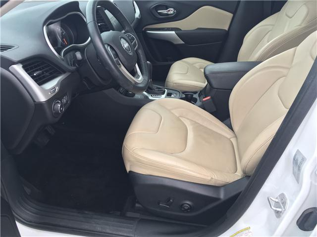 2018 Jeep Cherokee Limited (Stk: 18-14239RMB) in Barrie - Image 14 of 29