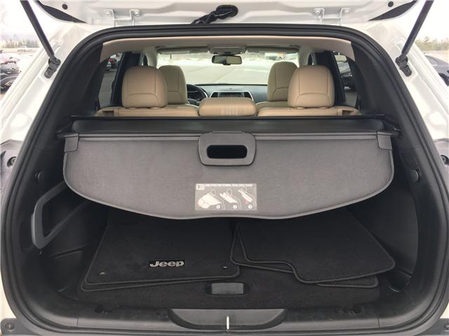2018 Jeep Cherokee Limited (Stk: 18-14239RMB) in Barrie - Image 17 of 29