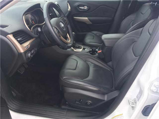 2018 Jeep Cherokee Limited (Stk: 18-31811MB) in Barrie - Image 13 of 30